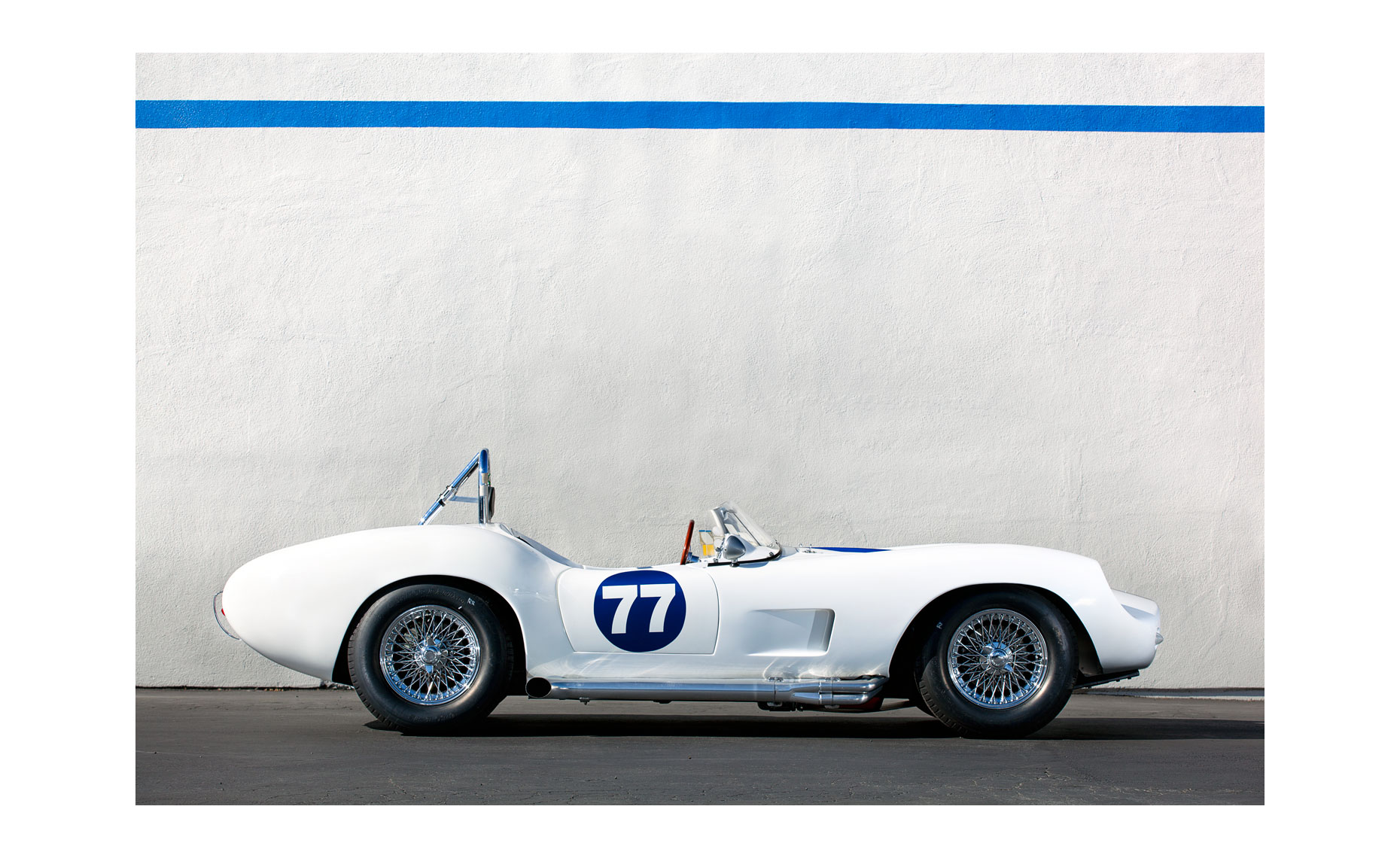 1959 Devin SS Sports Racing Car