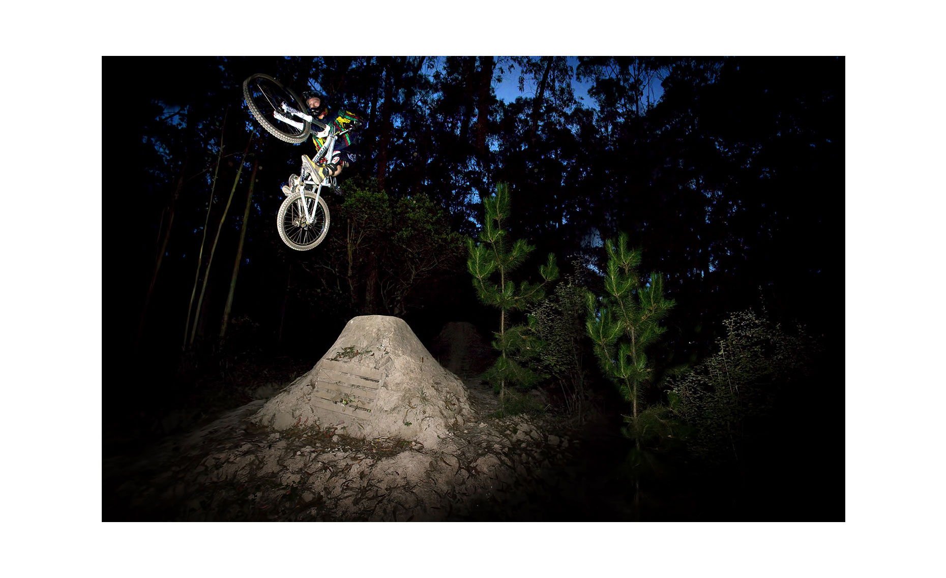 Freeride Mountain Biking | Neil Fraser Photography | Neil Fraser Photographer