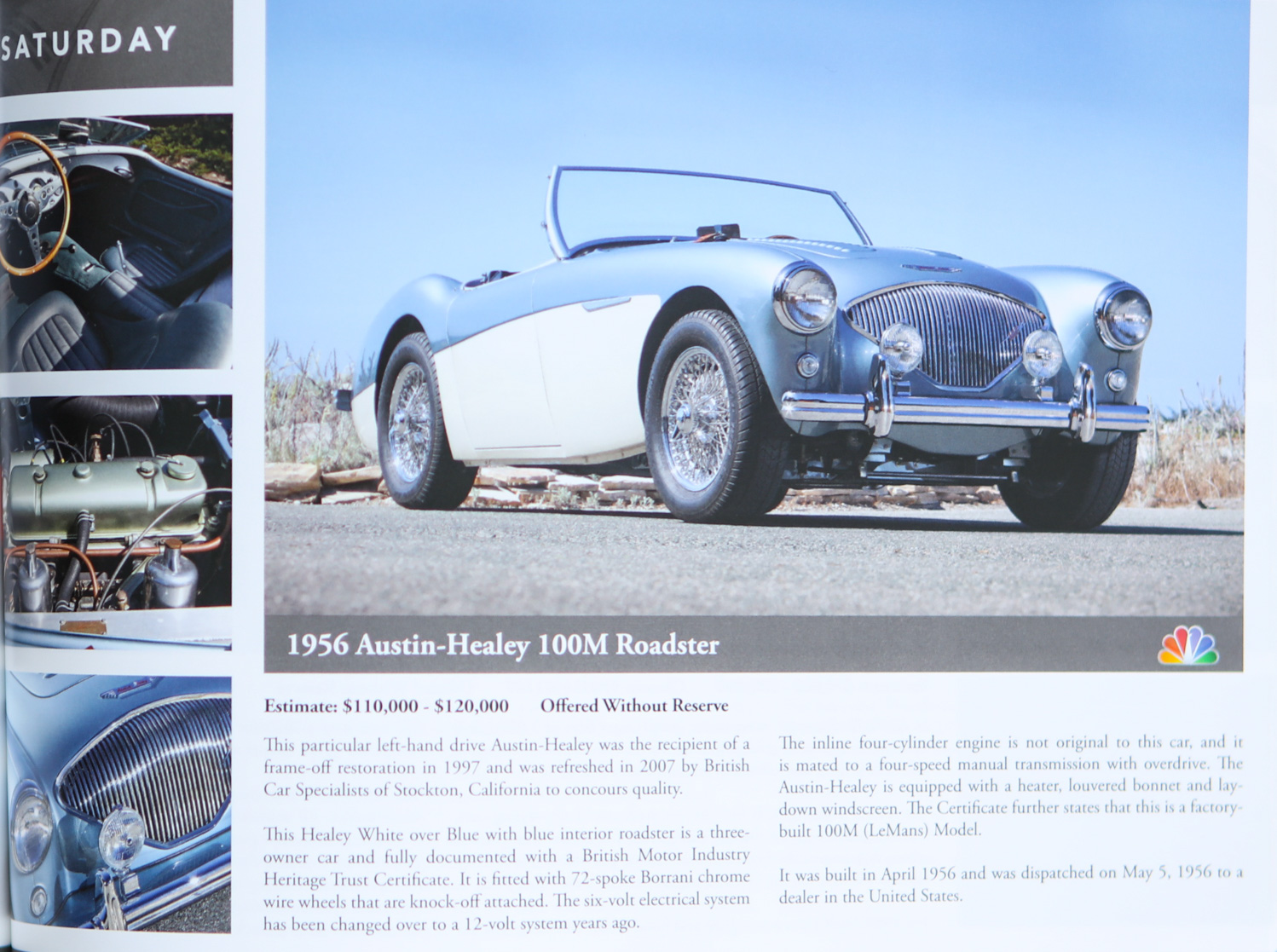 Healey | Neil Fraser Photography | Neil Fraser Photographer