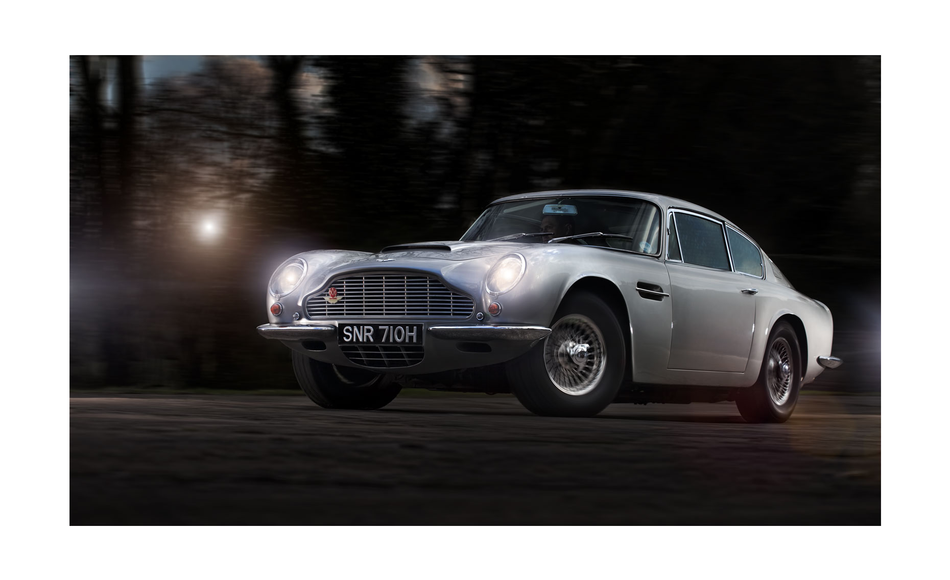 Aston Martin DB6 | Neil Fraser Photography | Neil Fraser Photographer