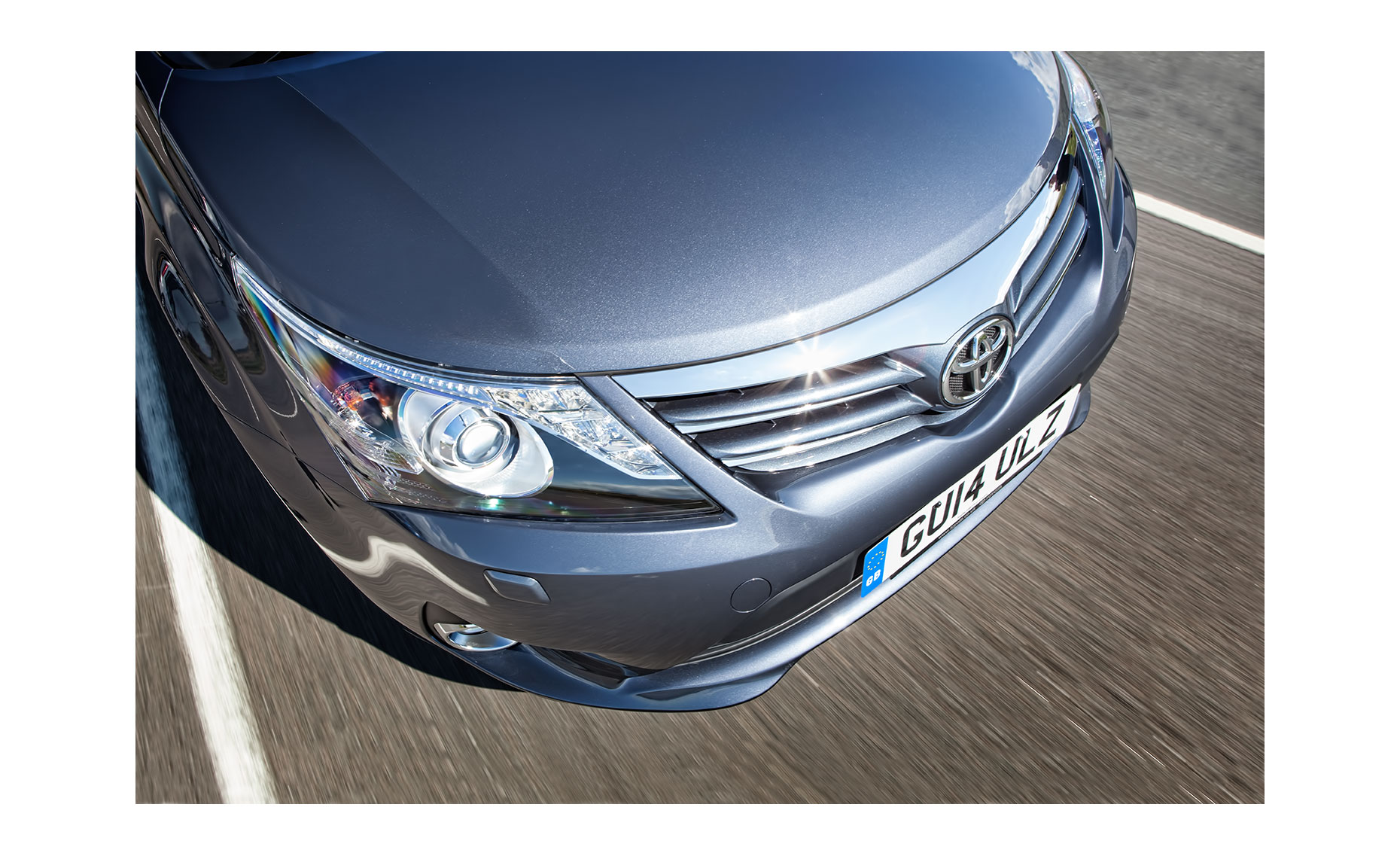 Toyota Avensis Detail | NFP Car Photo