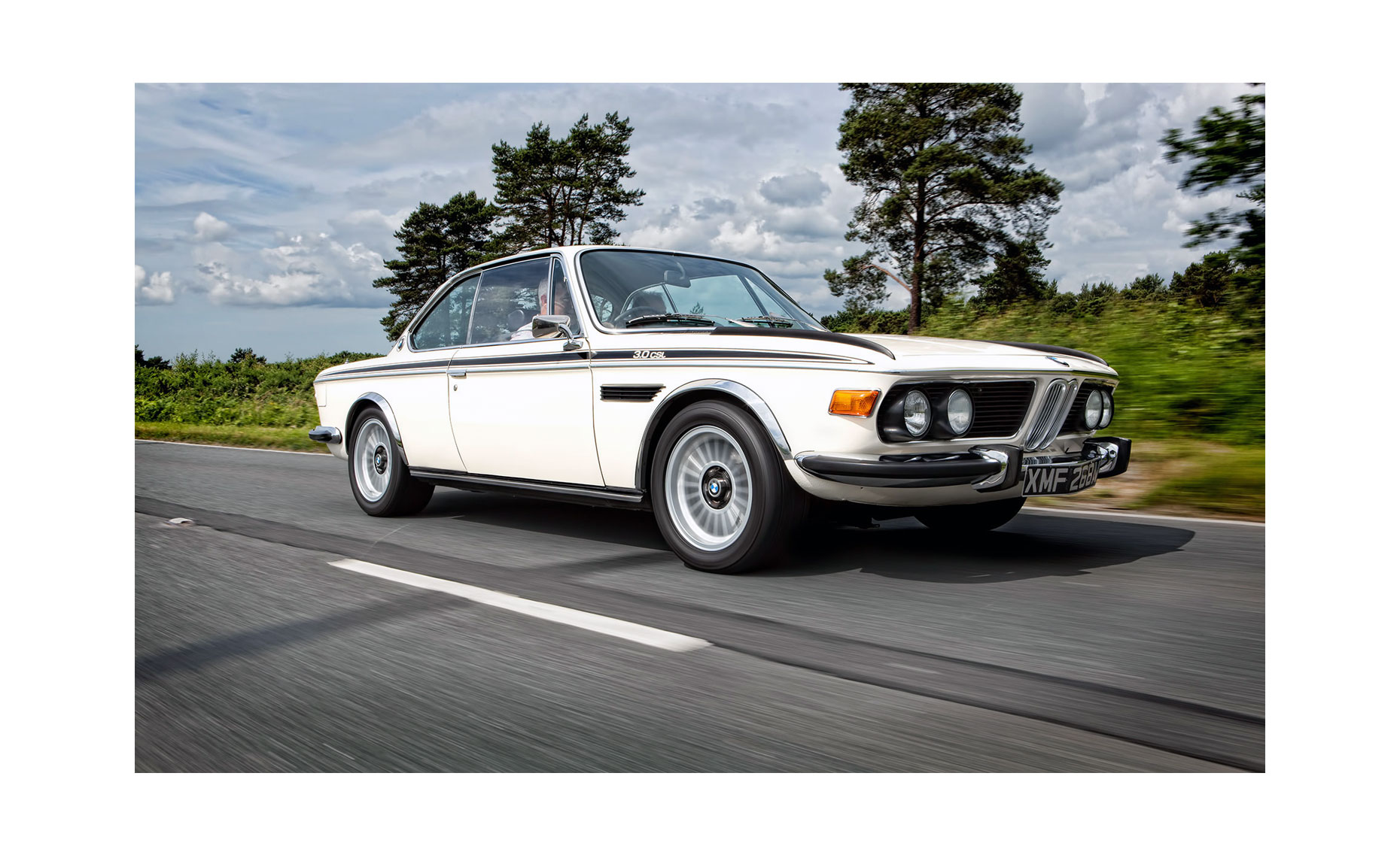 BMW 3.0 CSL  | Neil Fraser Photography | Neil Fraser Photographer