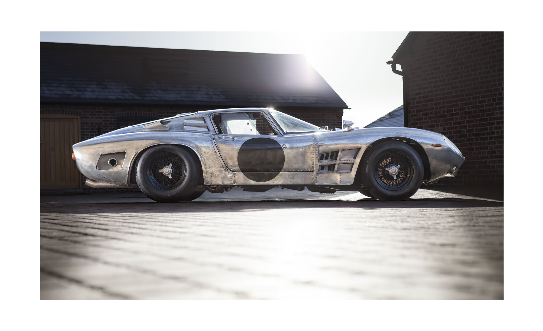 Bizzarrini A3C Corsa | Neil Fraser Photography | Neil Fraser Photographer
