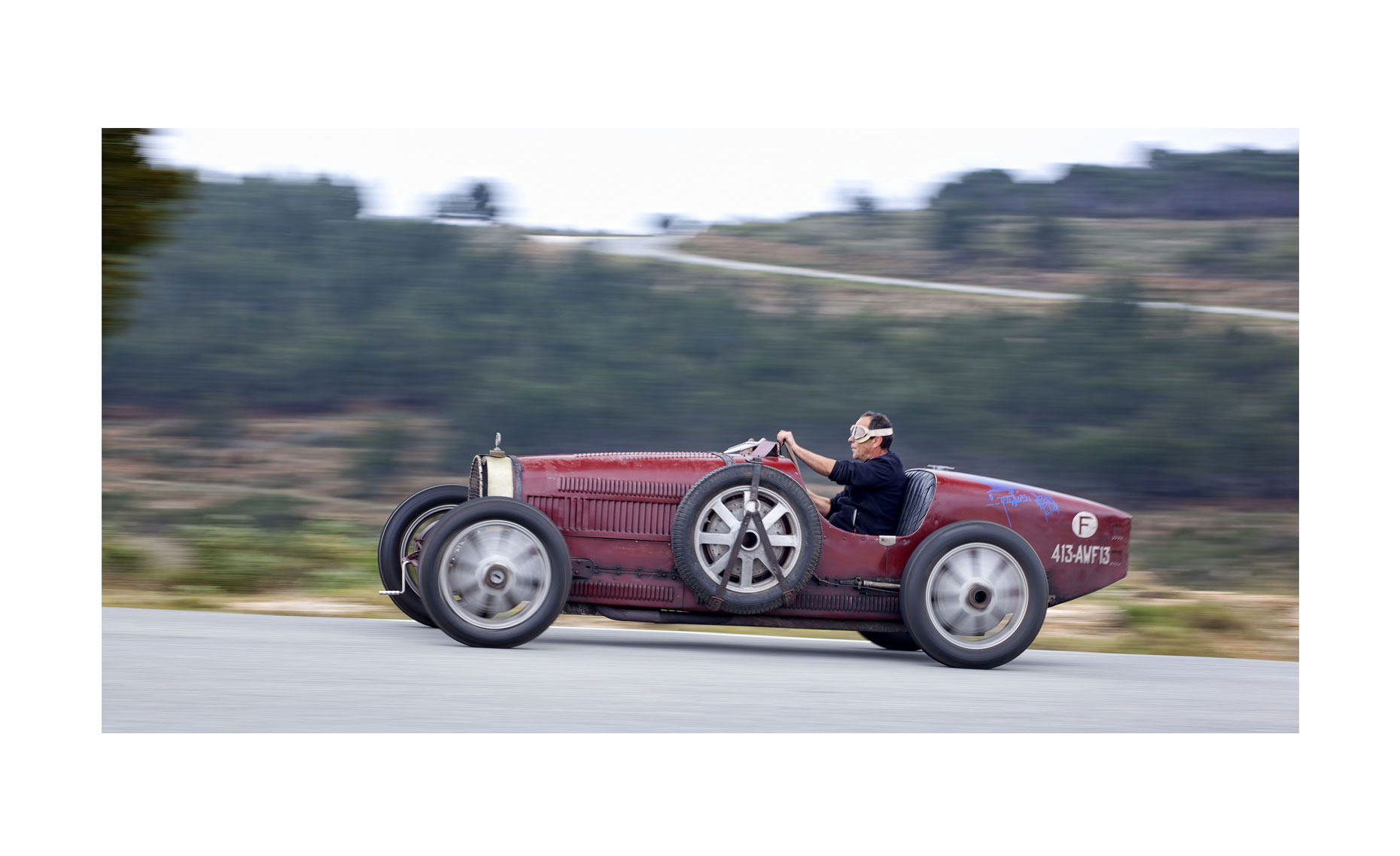 Bugatti Type 35 | Neil Fraser Photography | Neil Fraser Photographer