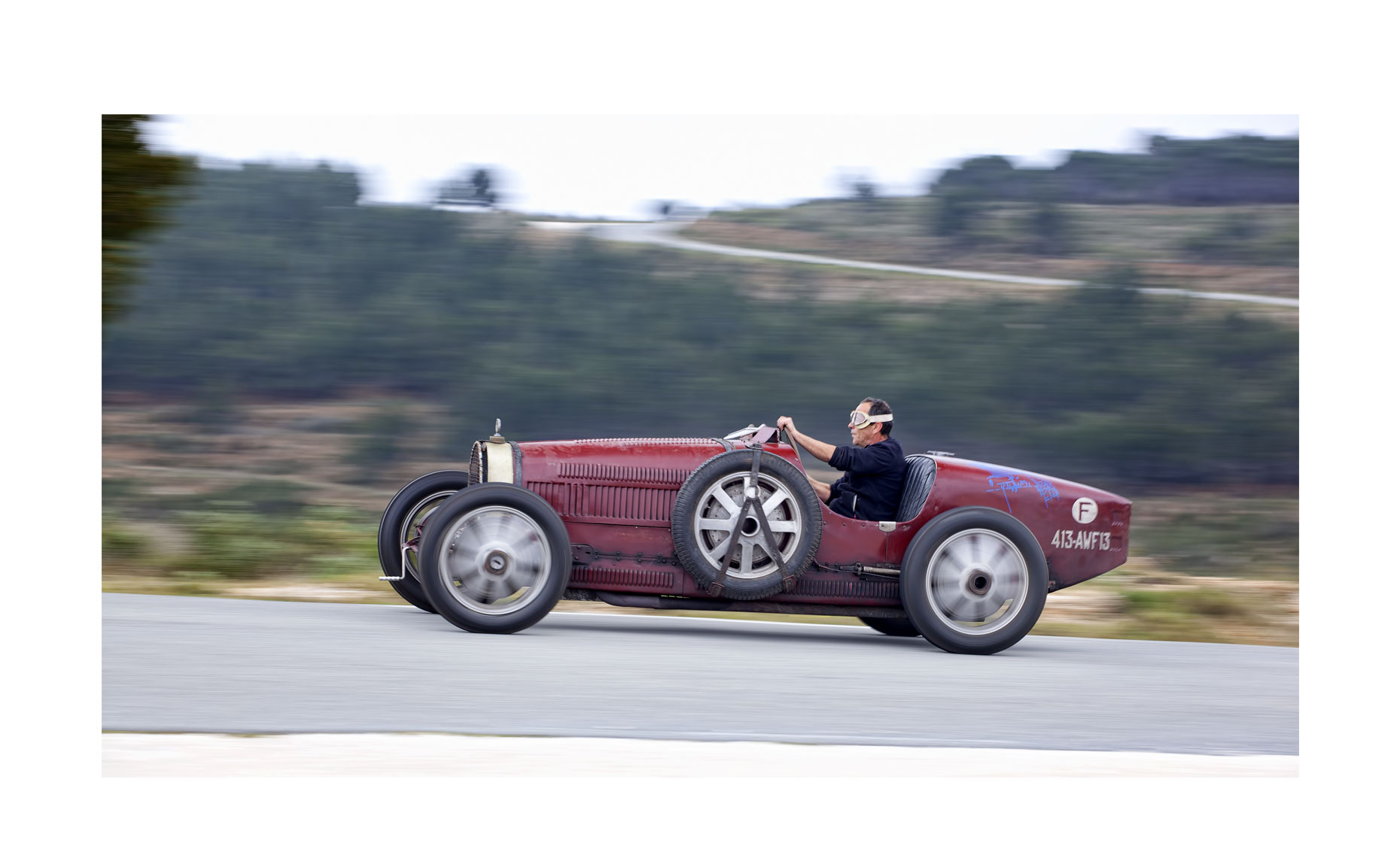 Bugatti Type 35 Pan  | NFP Car Photo