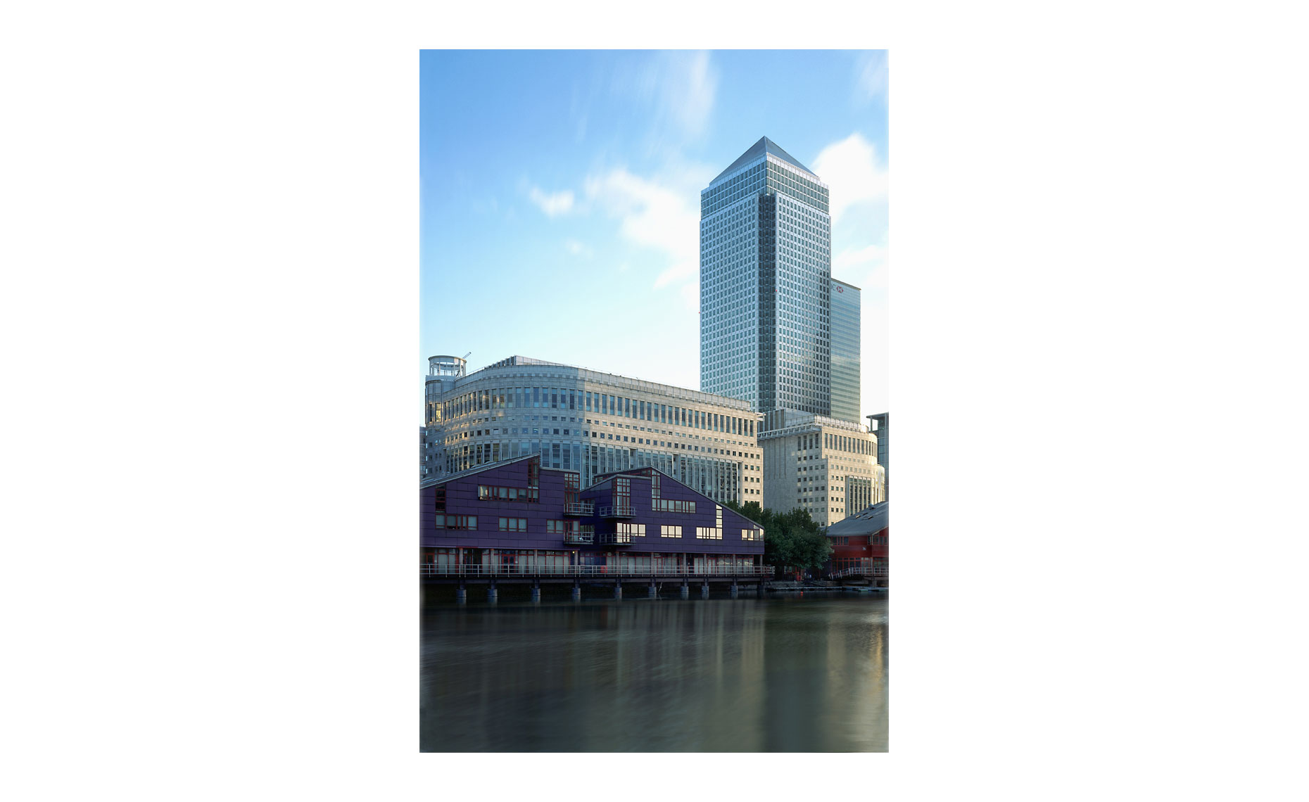Canary Wharf  | Neil Fraser Photography | Neil Fraser Photographer