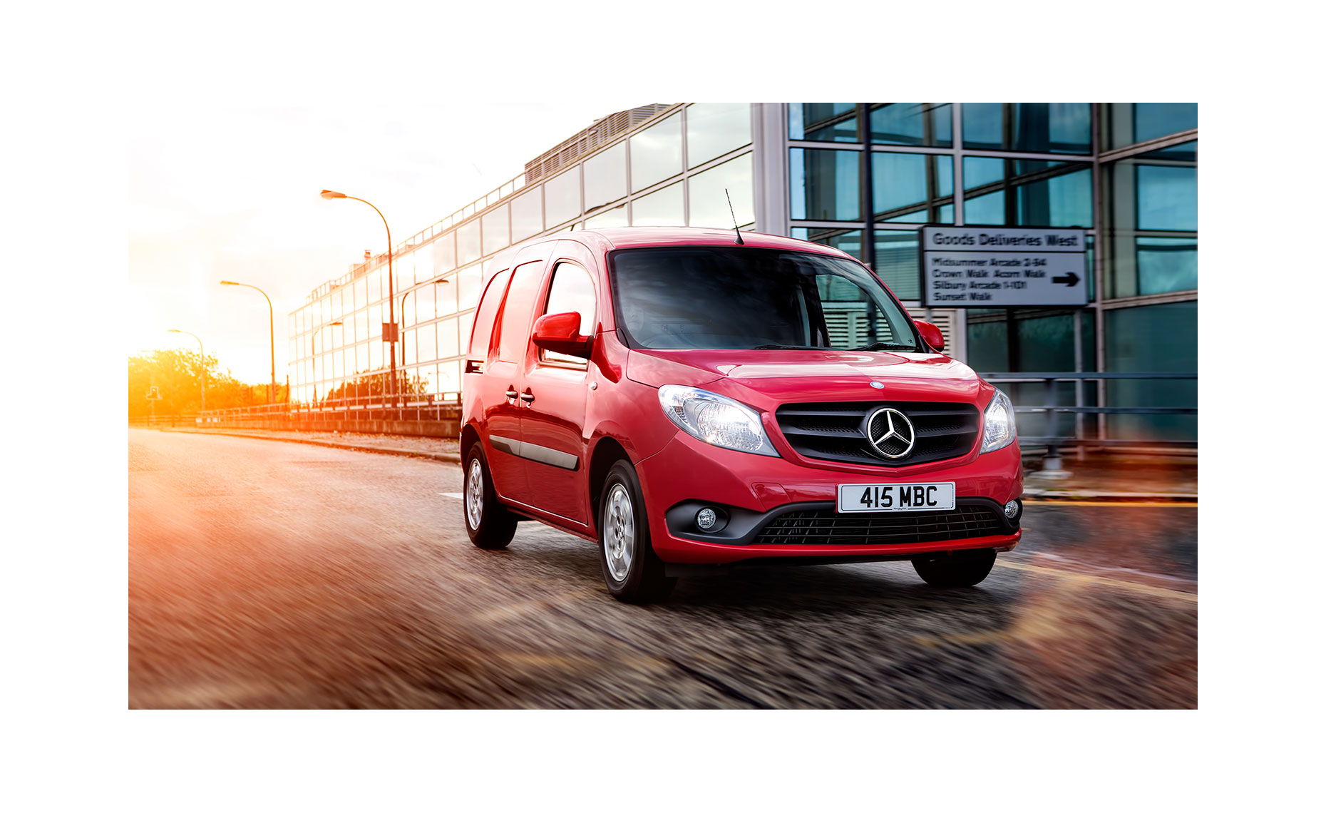Mercedes Citan | NFP Car Photo