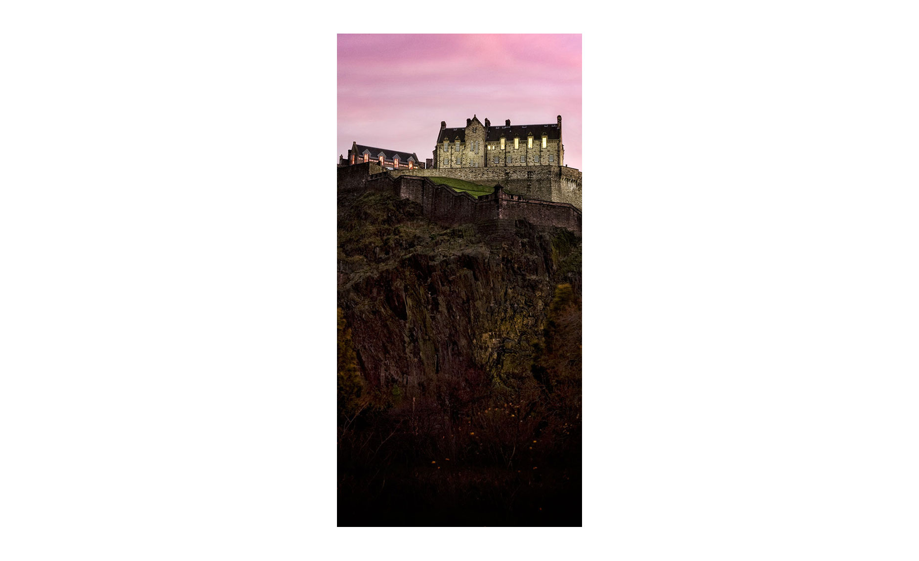 Edinburgh Castle | Neil Fraser Photography | Neil Fraser Photographer