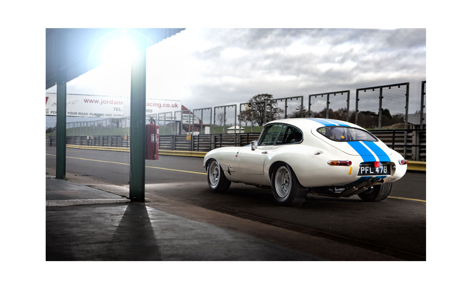 FHC Competition E-Type Jaguar  | Neil Fraser Photography | Neil Fraser Photographer
