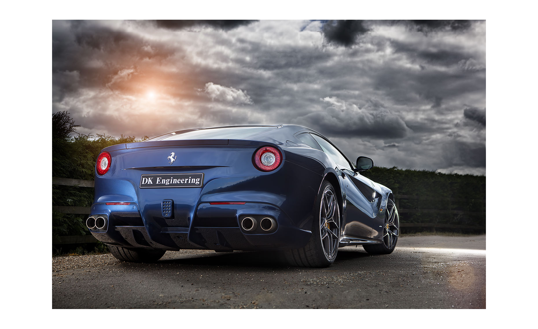 Ferrari F12 Berlinetta | Neil Fraser Photography | Neil Fraser Photographer
