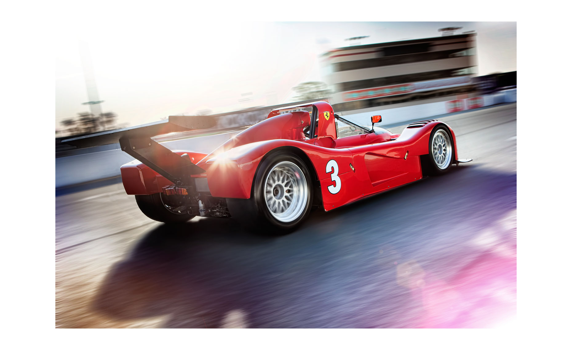 Ferrari 333.2  Pan | Neil Fraser Photography | Neil Fraser Photographer