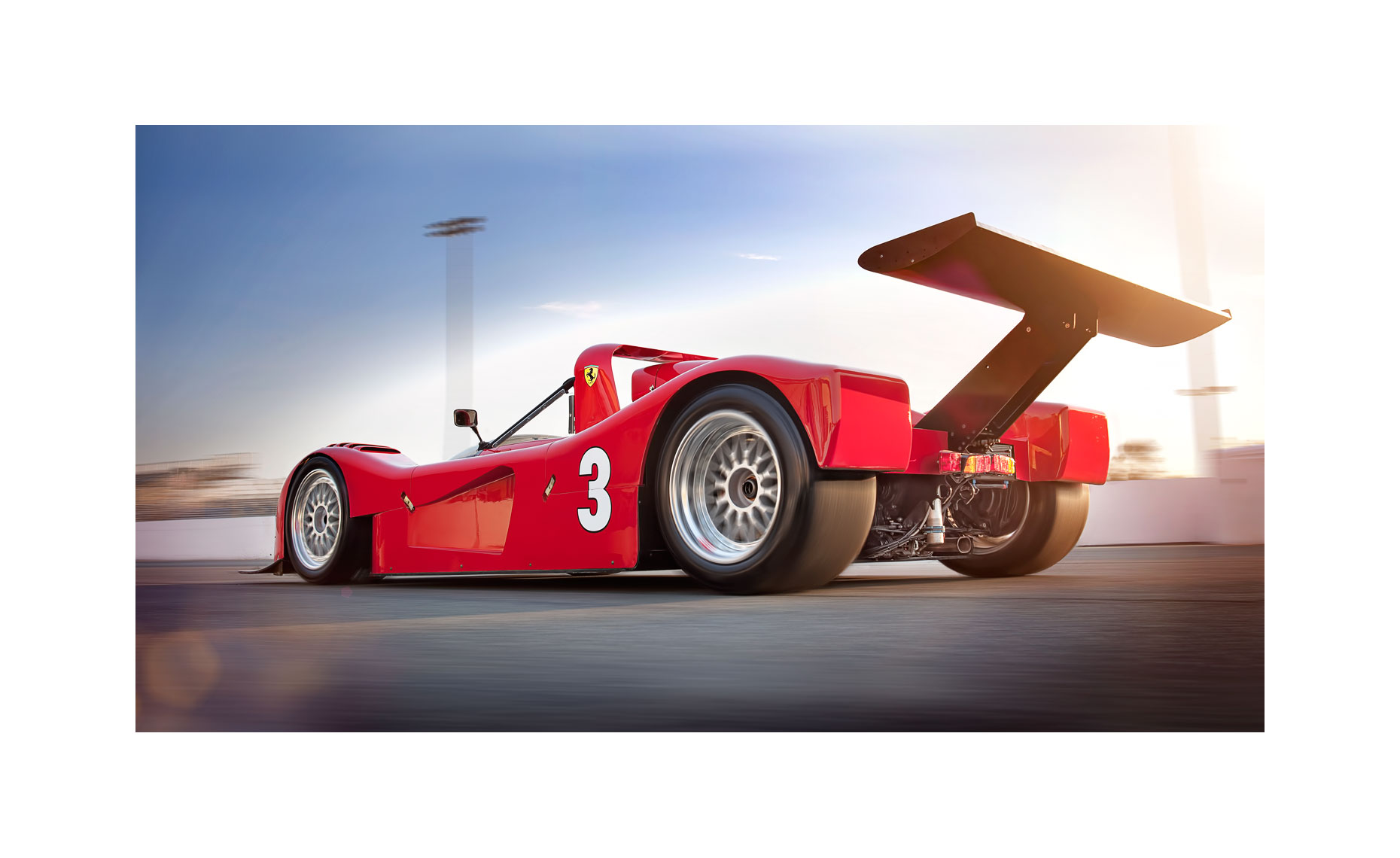 Ferrari 333  | Neil Fraser Photography | Neil Fraser Photographer