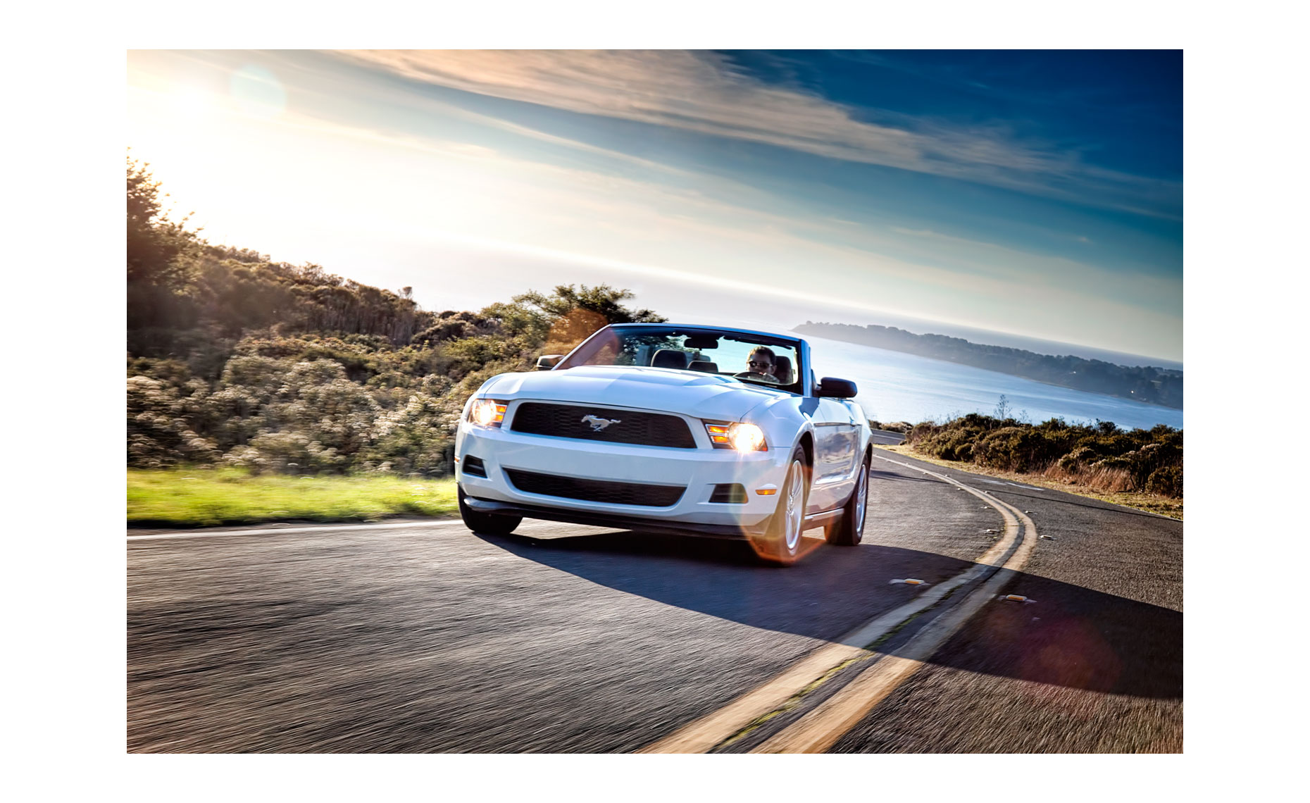 Ford Mustang | Neil Fraser Photography | Neil Fraser Photographer