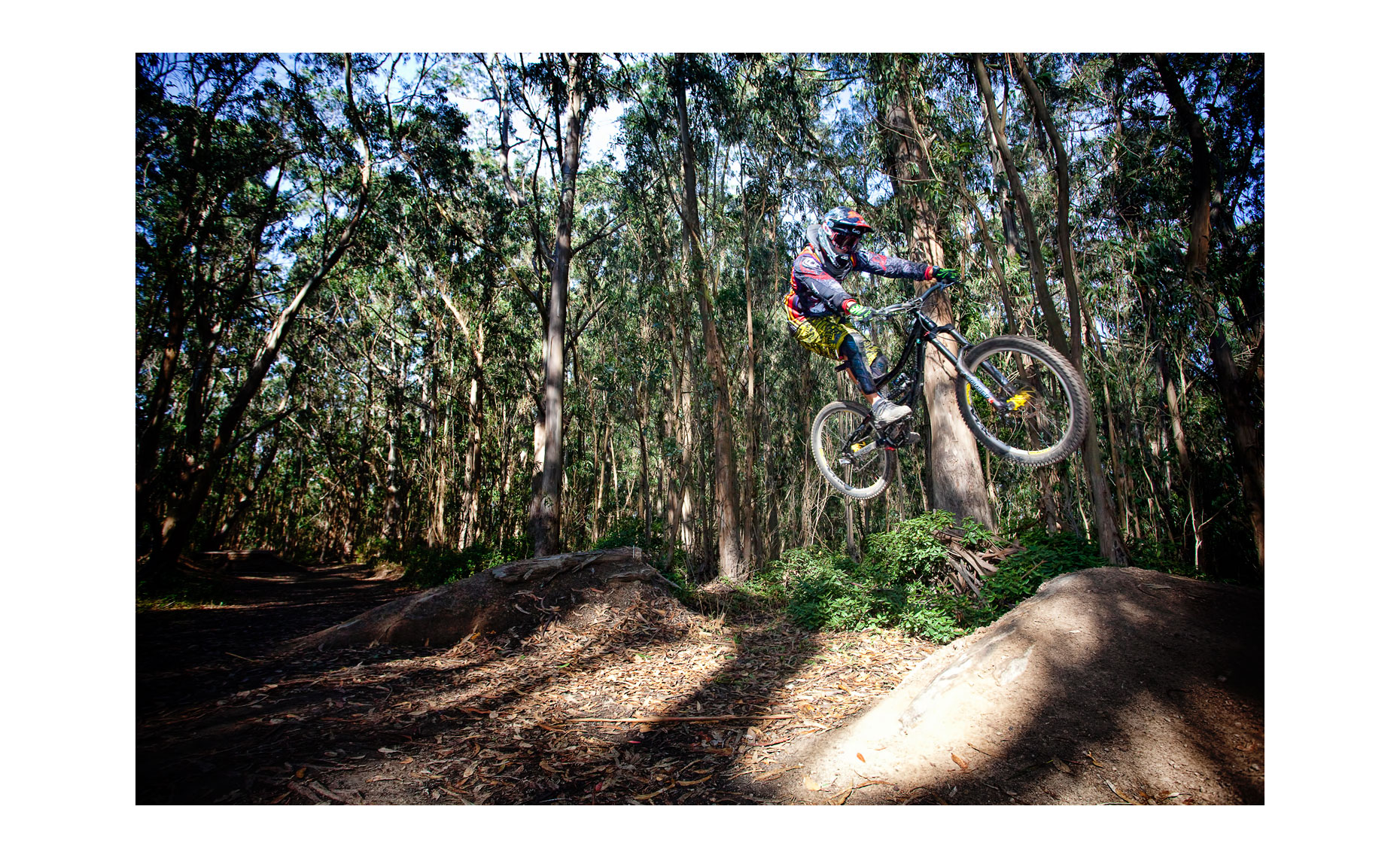 Freeride Mountain Biking | NFP Car Photo