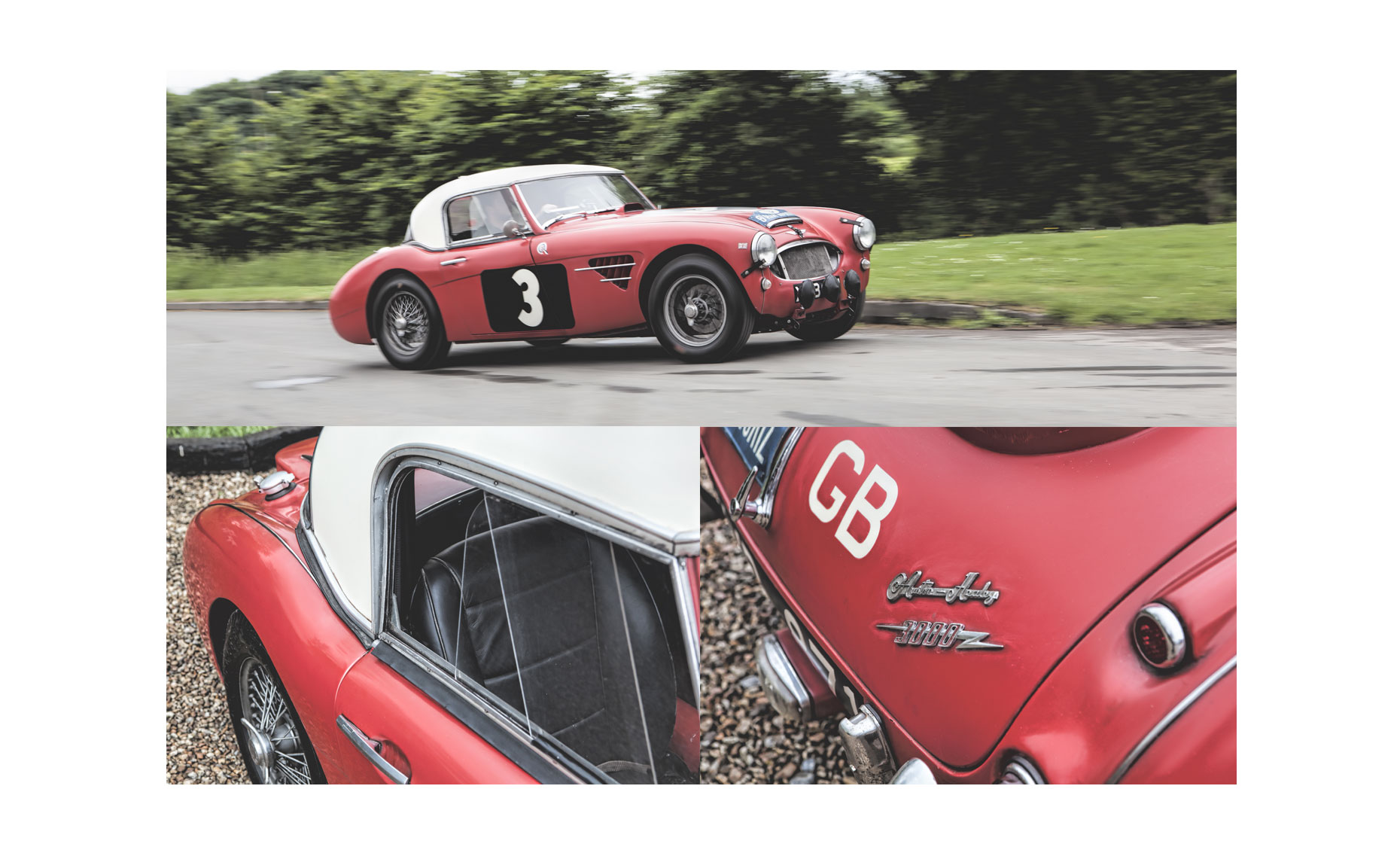 Healey 3000 Works | Neil Fraser Photography | Neil Fraser Photographer