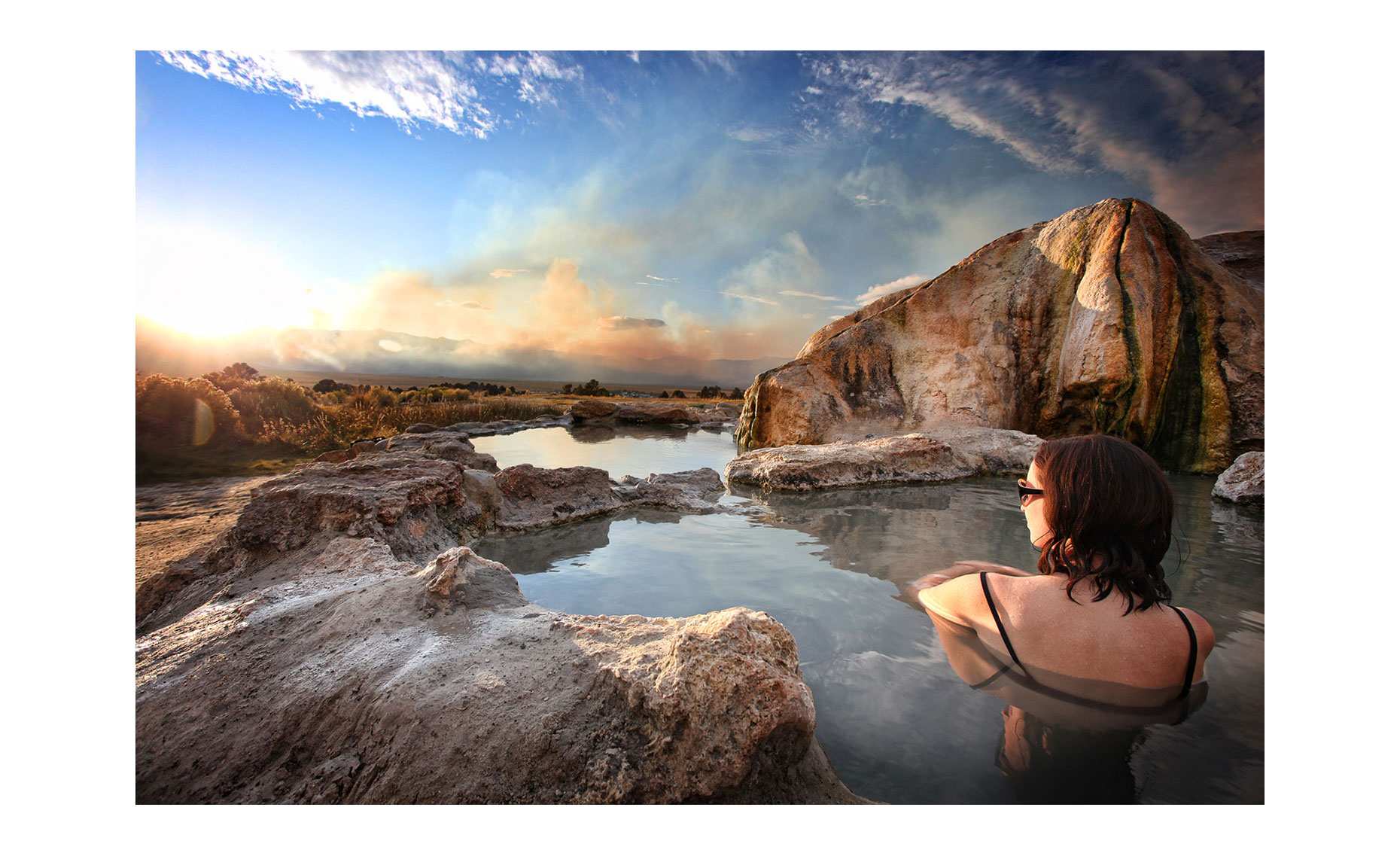 Hot Springs | Neil Fraser Photography | Neil Fraser Photographer