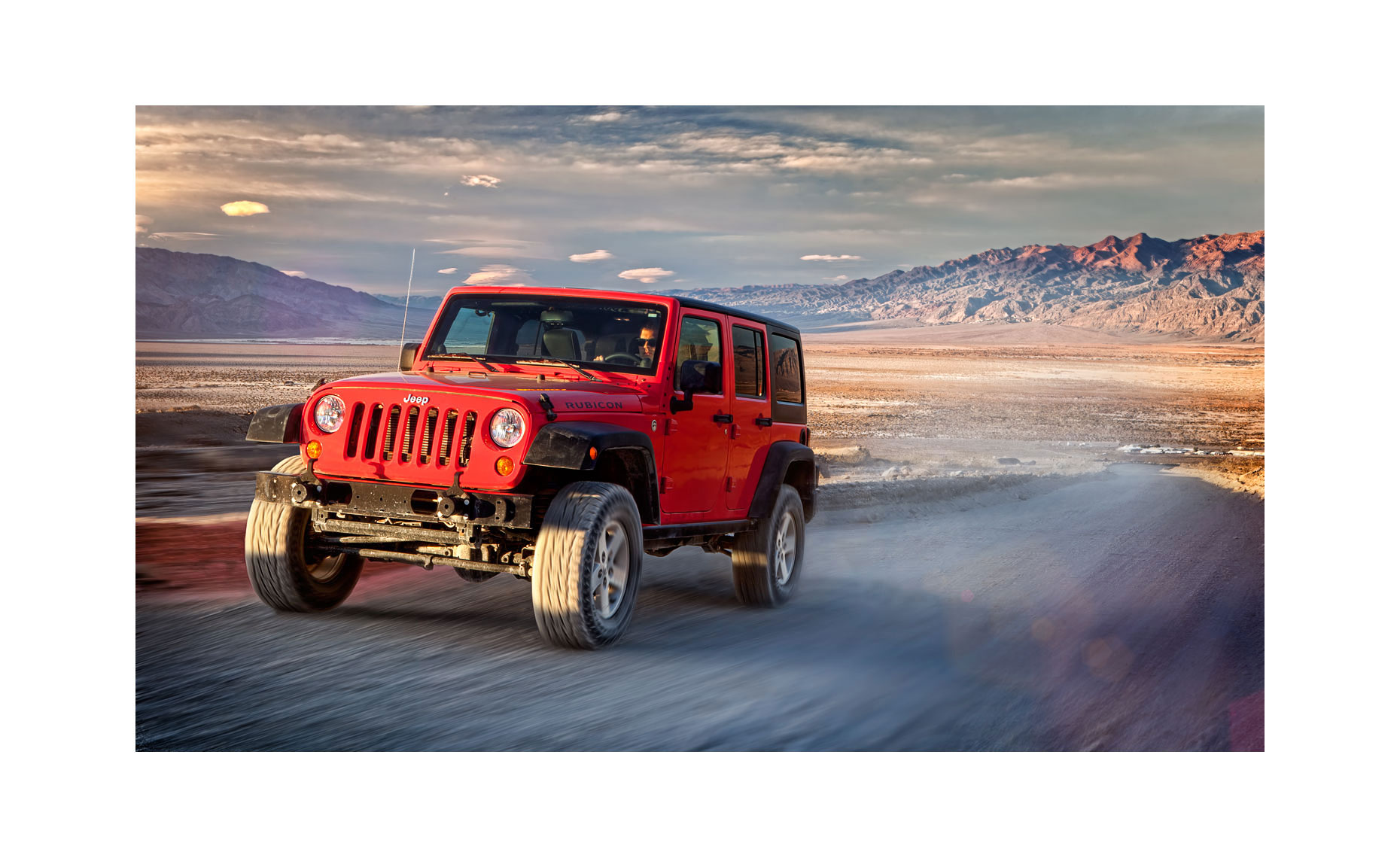 Jeep Wrangler  | Neil Fraser Photography | Neil Fraser Photographer