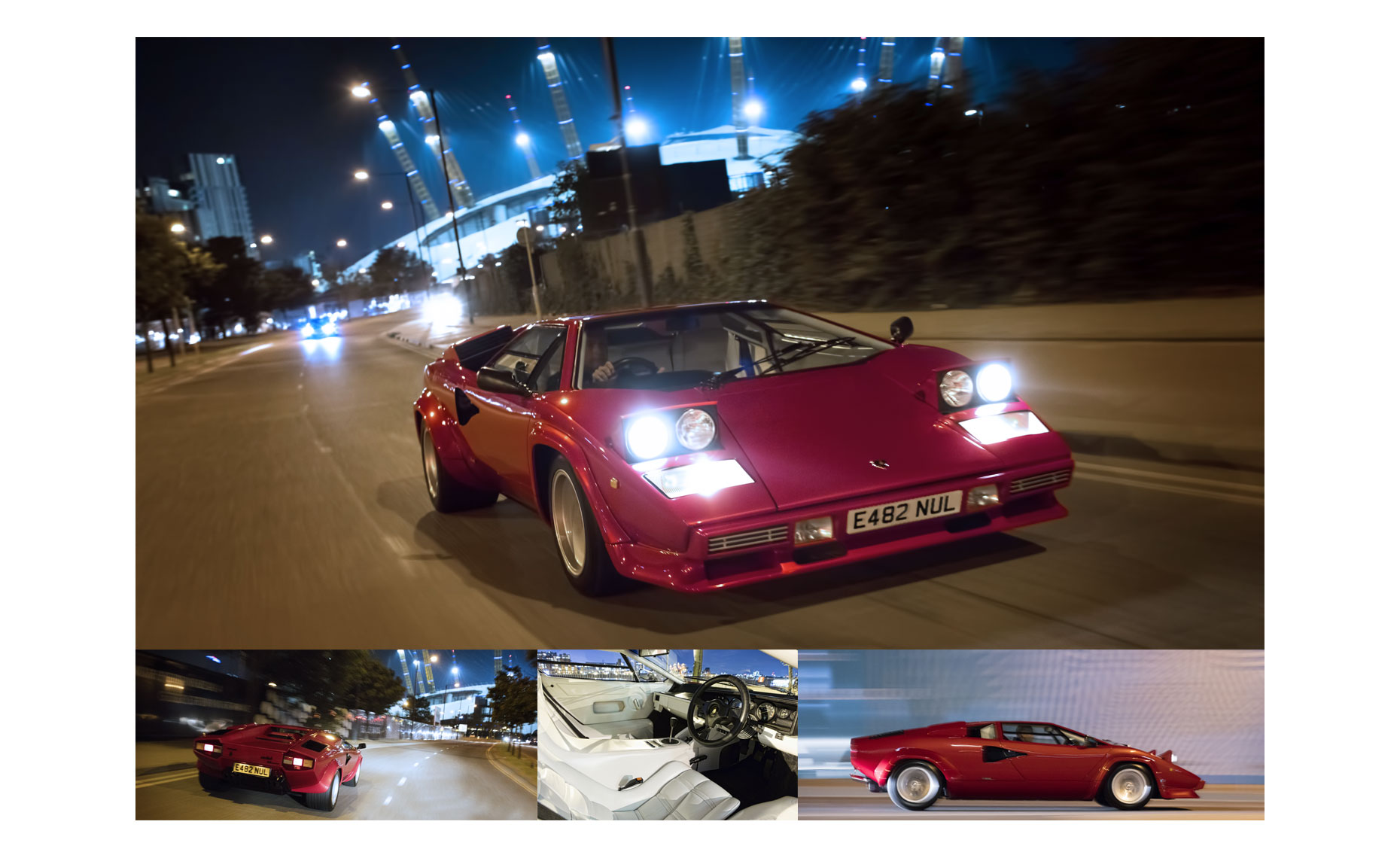 Lamborghini Countach | Neil Fraser Photography | Neil Fraser Photographer