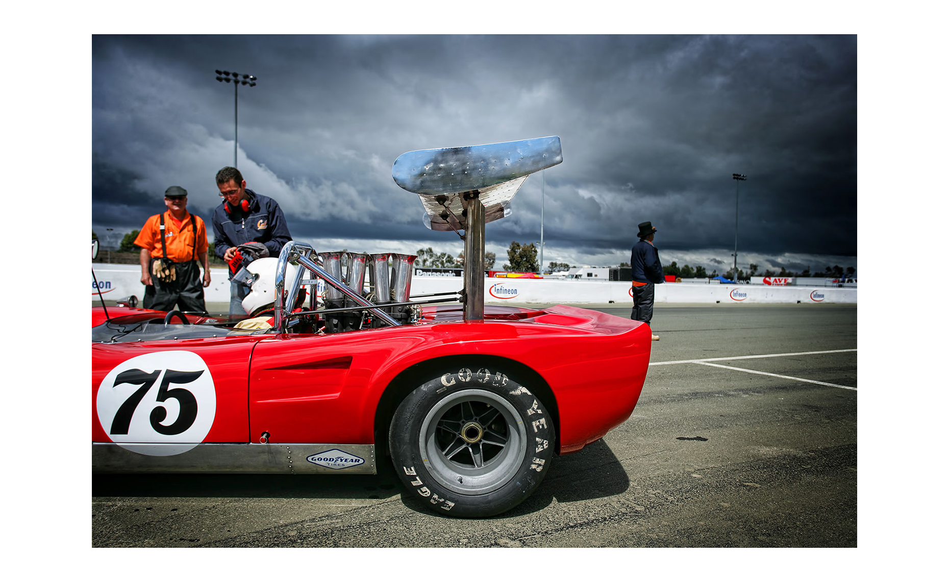 Lola T-163 | Neil Fraser Photography | Neil Fraser Photographer
