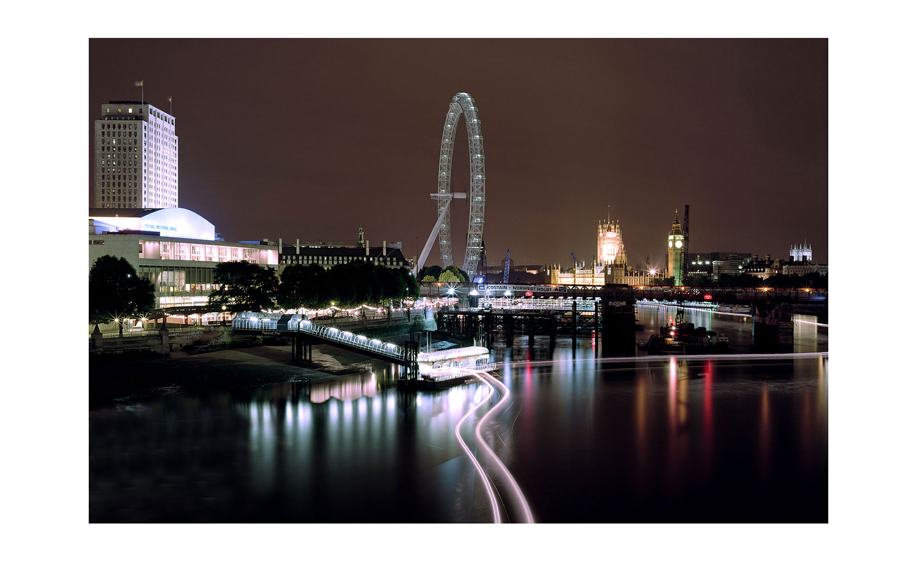 London At Night | Neil Fraser Photography | Neil Fraser Photographer