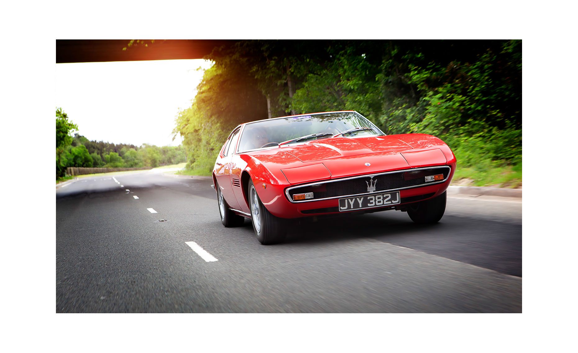 Maserati Ghibli SS | Neil Fraser Photography | Neil Fraser Photographer