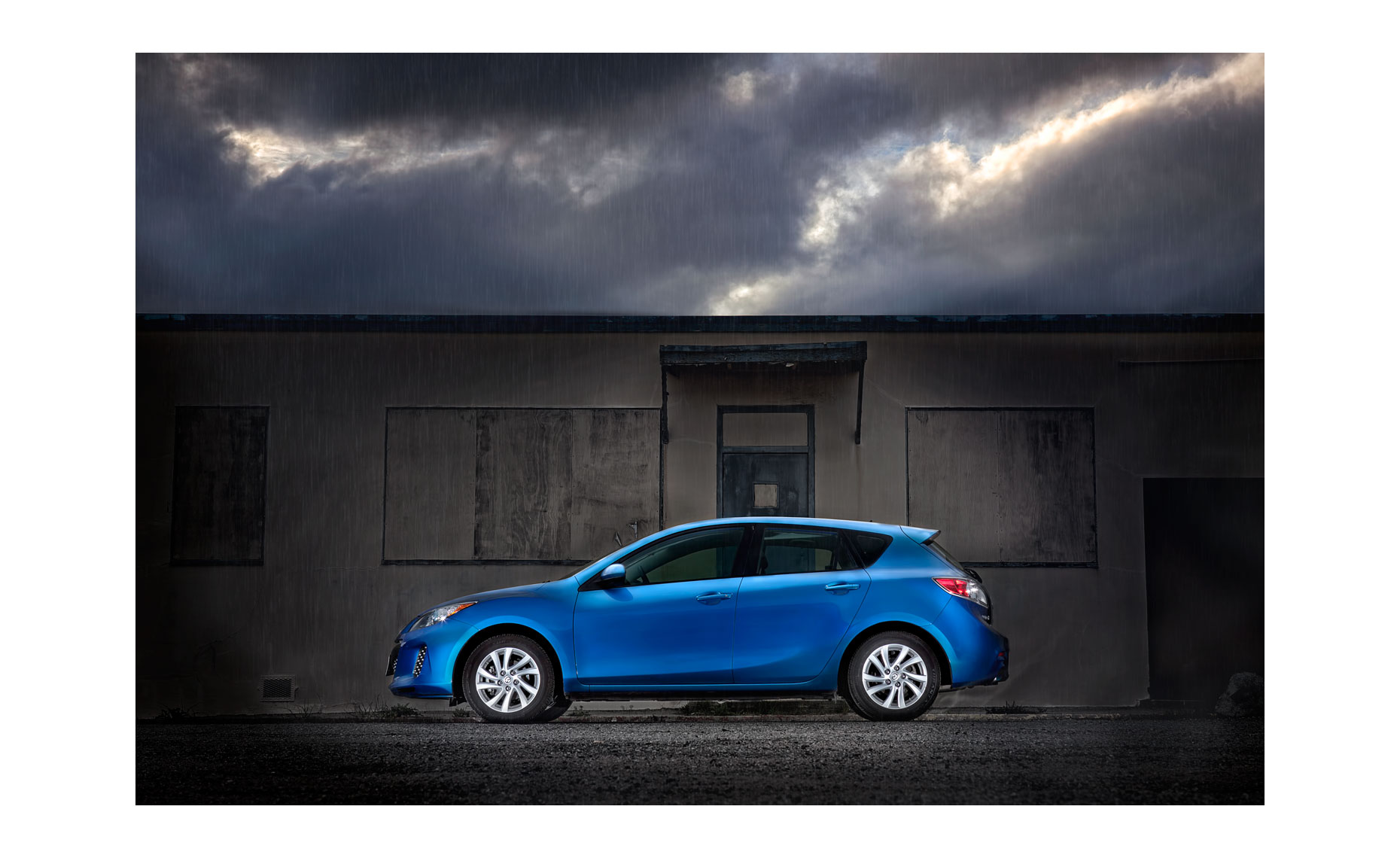 Mazda 3  | Neil Fraser Photography | Neil Fraser Photographer