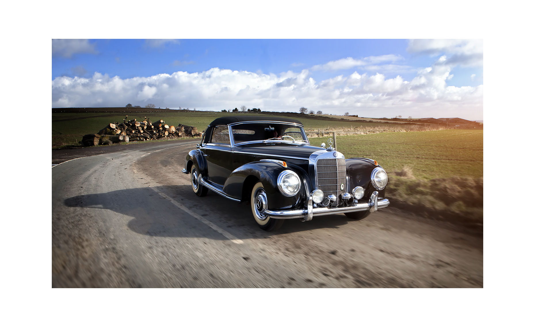 Mercedes-Benz 300 S Convertible | NFP Car Photo