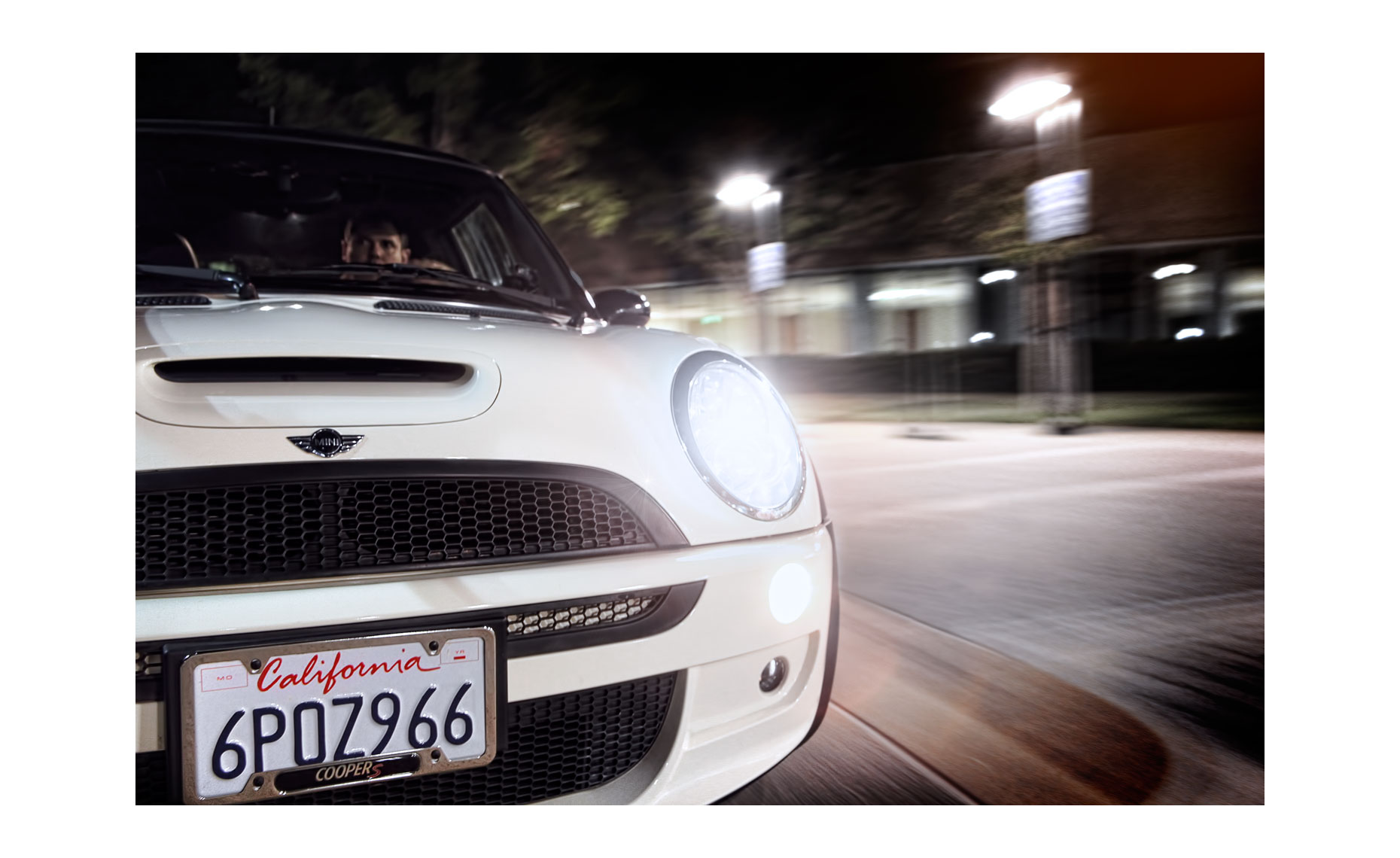 Mini Cooper S Driving   | Neil Fraser Photography | Neil Fraser Photographer