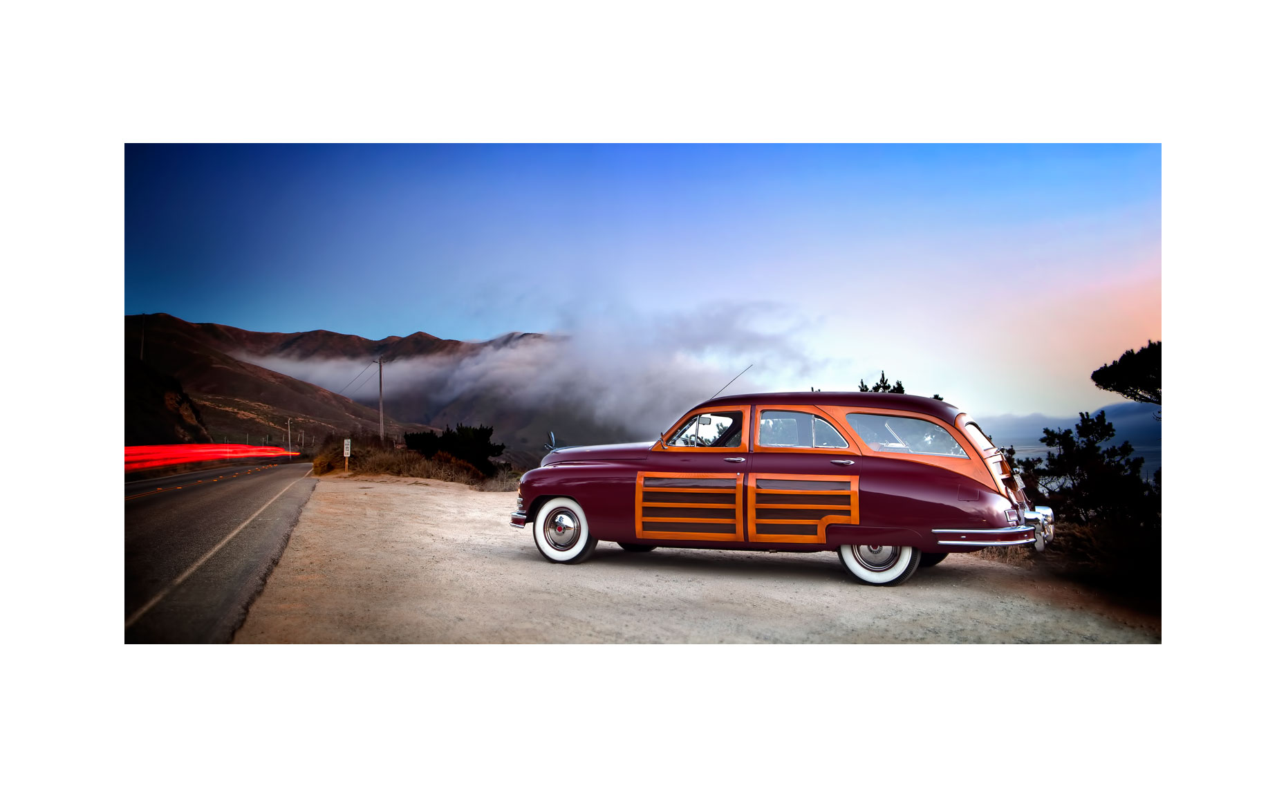Packard Station Wagon | Neil Fraser Photography | Neil Fraser Photographer