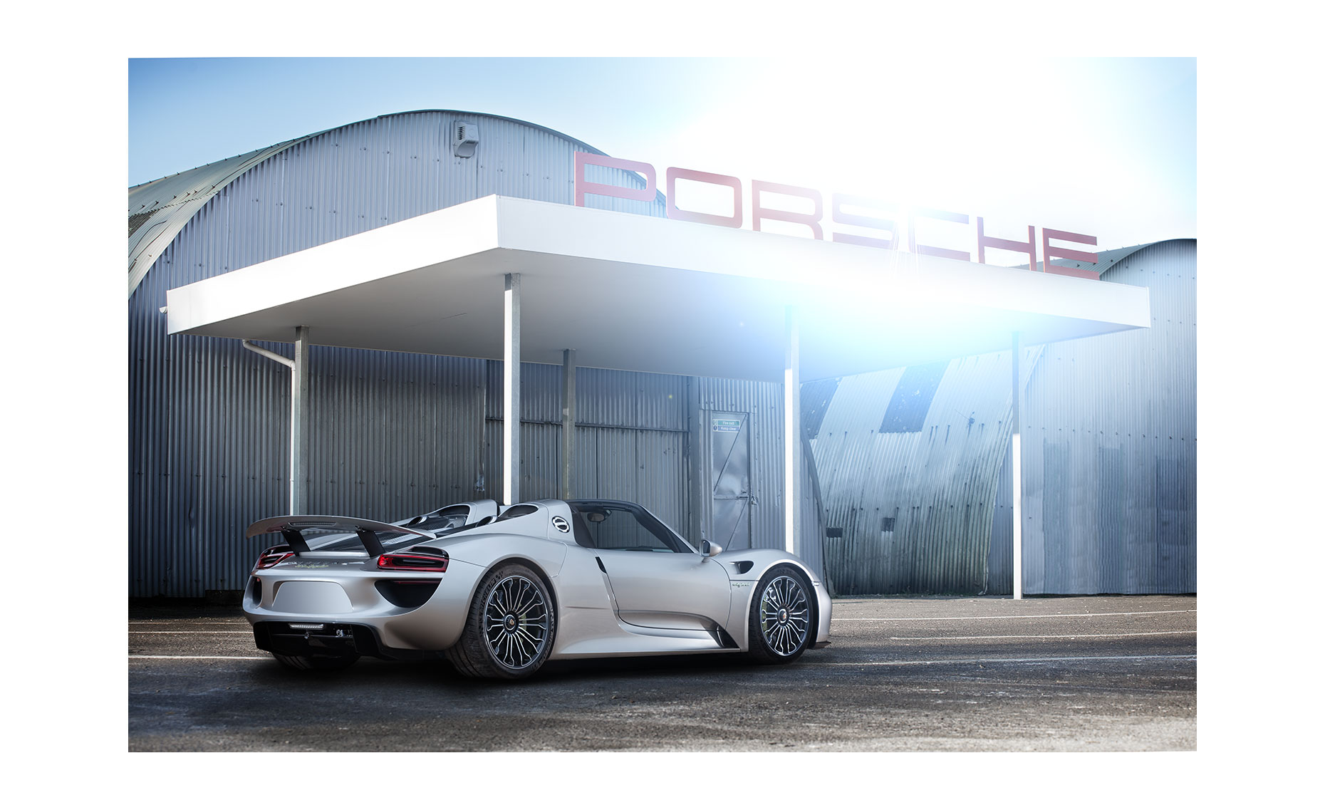 Porsche 918 Spyder | Neil Fraser Photography | Neil Fraser Photographer