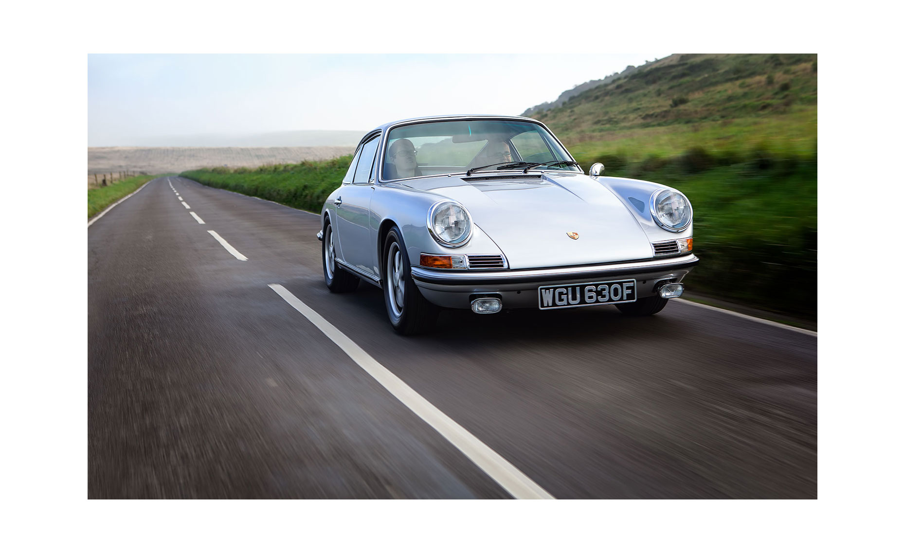 Porsche 911 SWB | Neil Fraser Photography | Neil Fraser Photographer