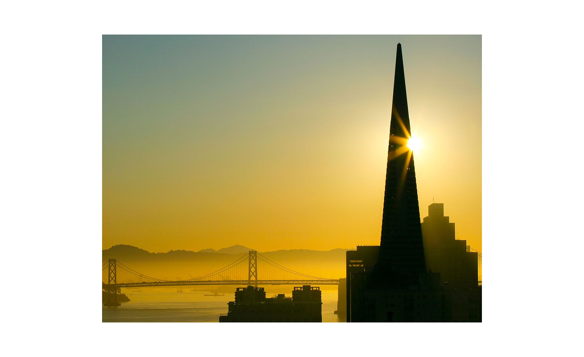 San Francisco Sunrise | Neil Fraser Photography | Neil Fraser Photographer