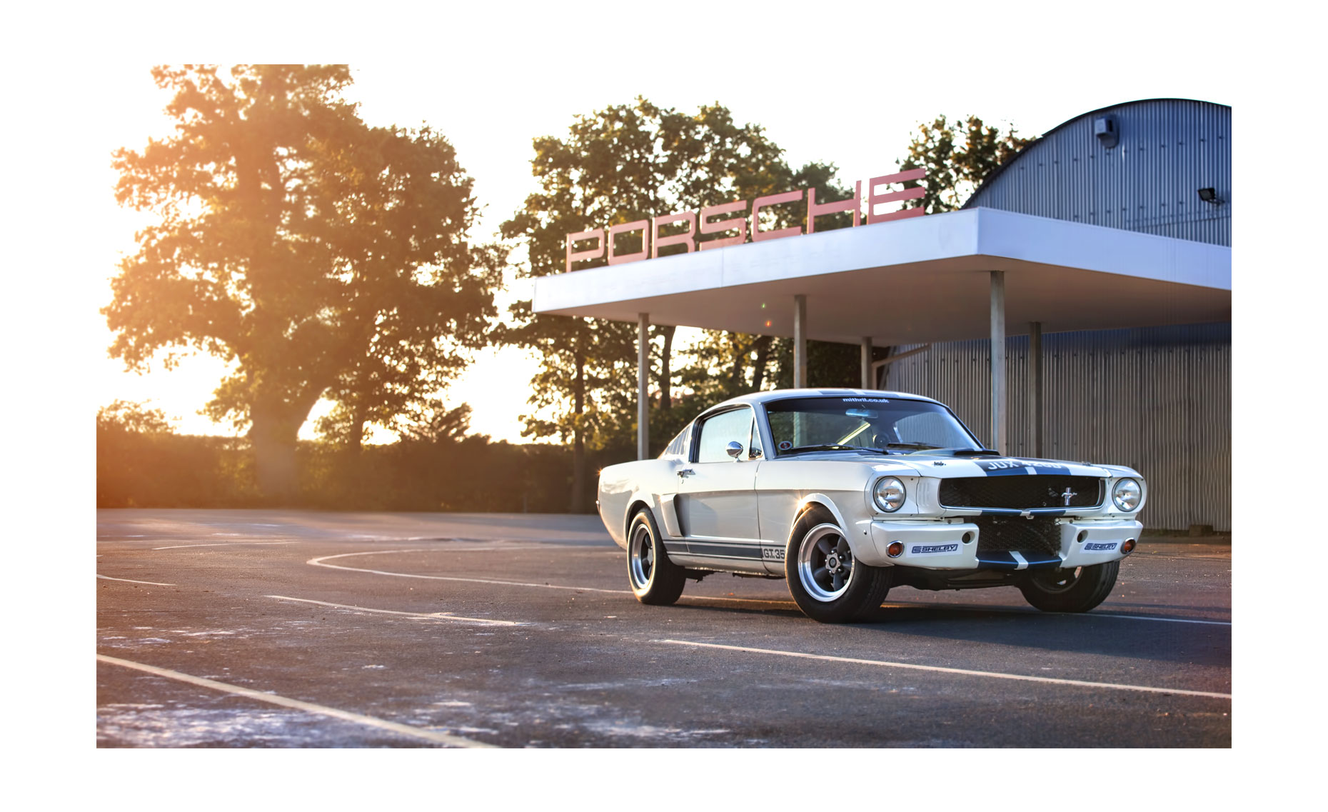 Shelby Mustang GT350  | Neil Fraser Photography | Neil Fraser Photographer
