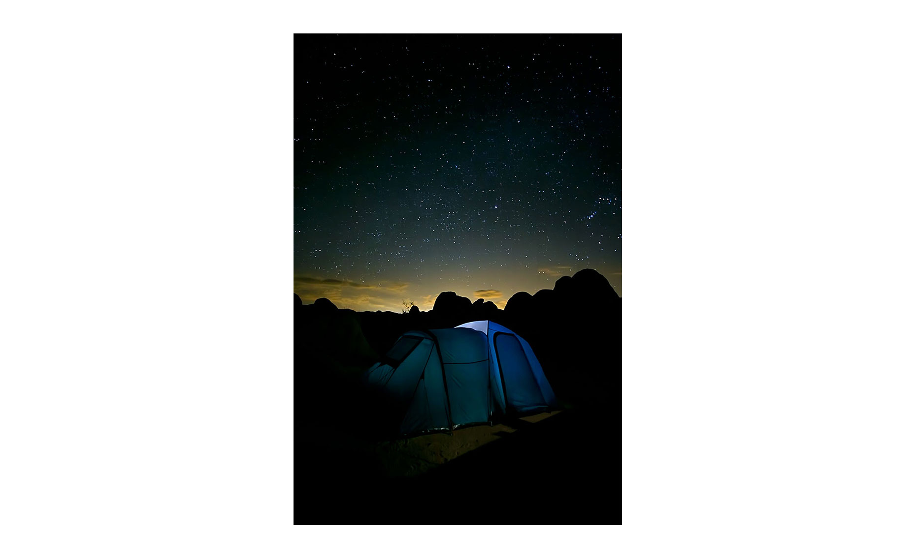 Sleeping Under The Stars | Neil Fraser Photography | Neil Fraser Photographer