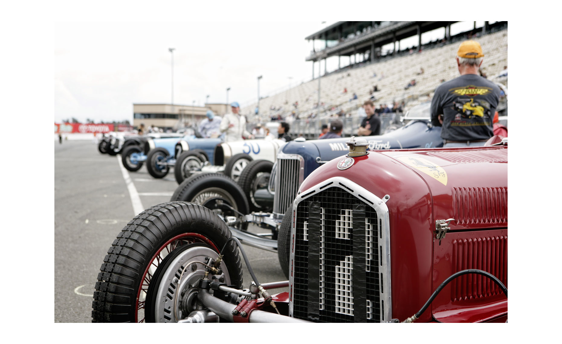 Sonoma Classics Pre War | Neil Fraser Photography | Neil Fraser Photographer