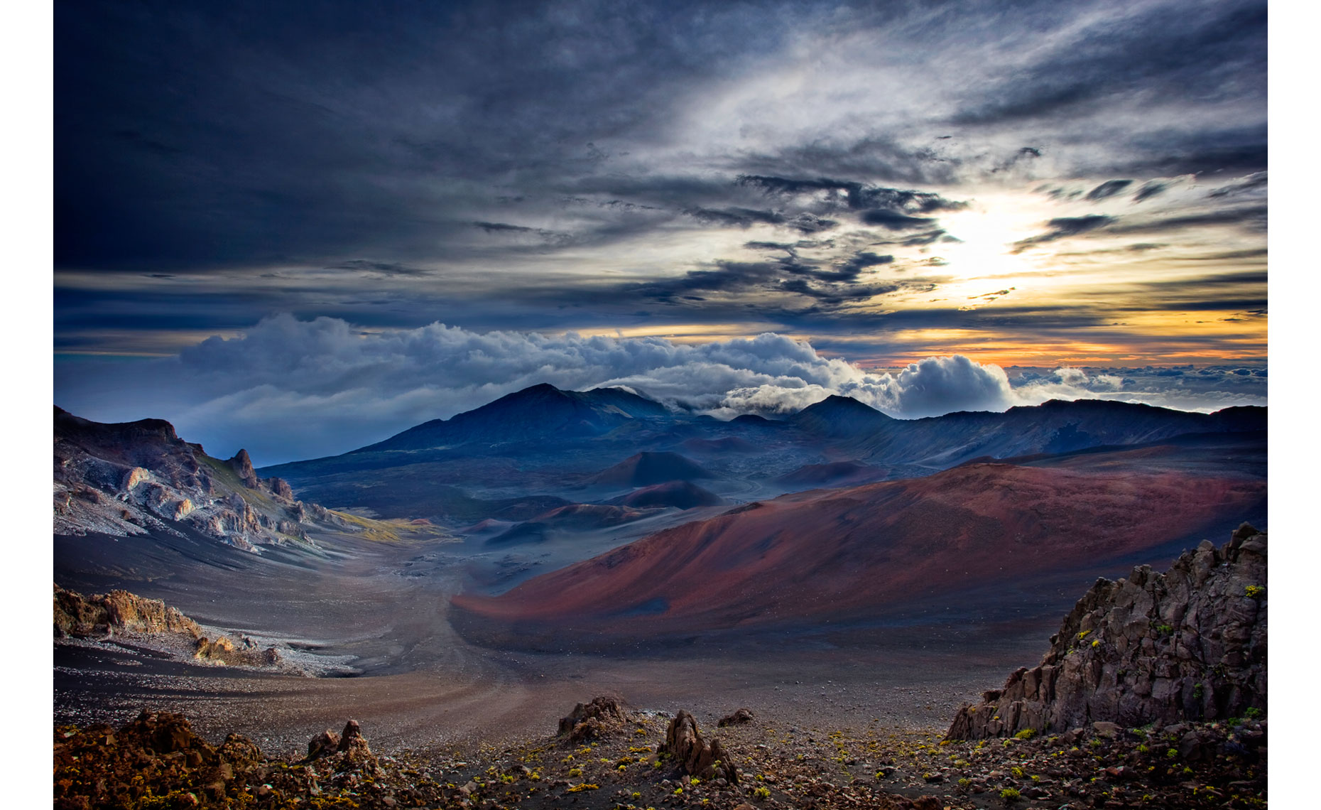Mount Haleakala | NFP Photo