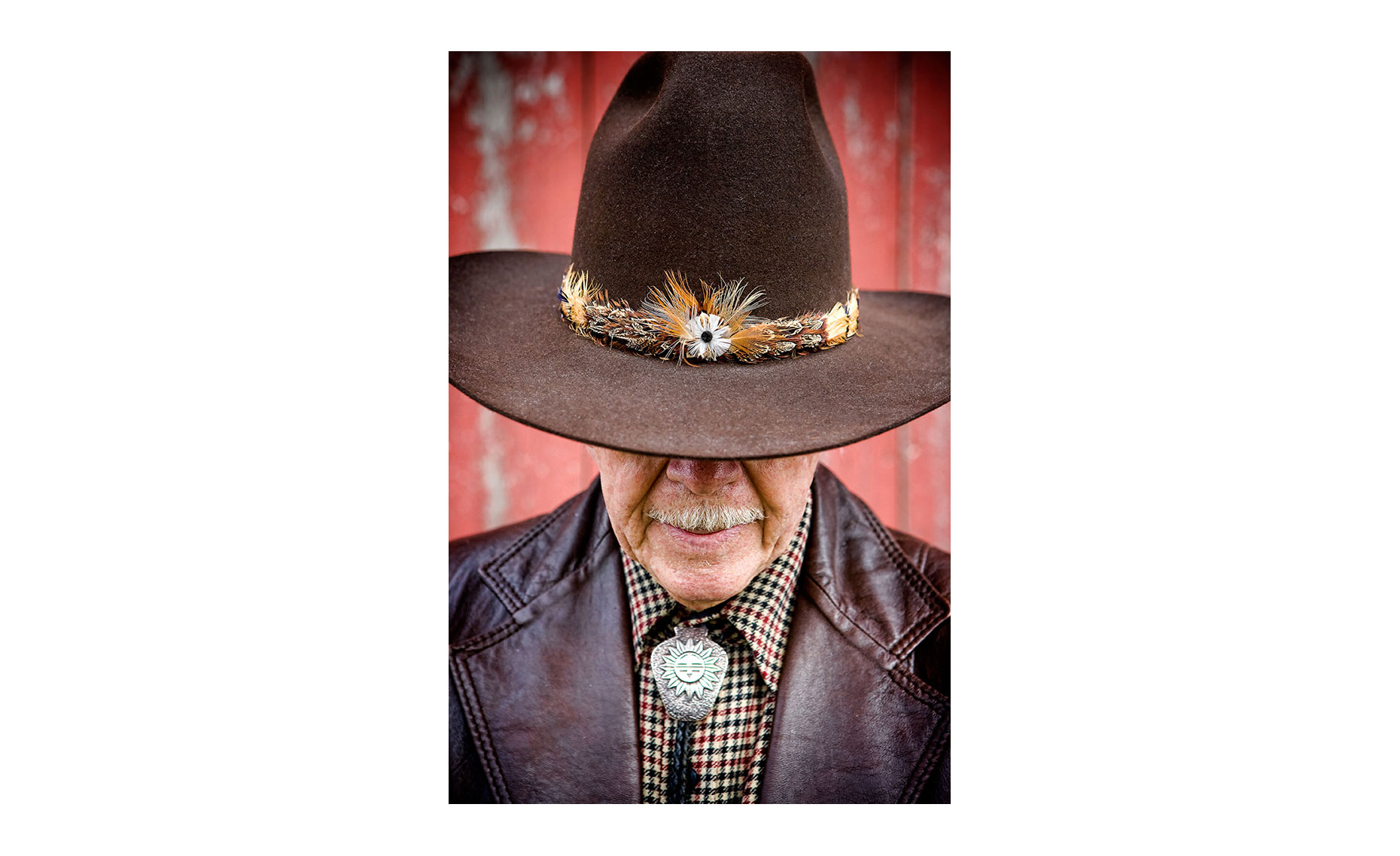 Cowboy Portrait | Neil Fraser Photography | Neil Fraser Photographer